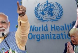 चीन की जगह अब WHO एग्जीक्यूटिव बोर्ड पर भारत का कब्ज़ा