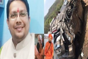 पालघर के हिन्दू साधुओं का केस लड़ने वाले वकील दिग्विजय त्रिवेदी भी ख़त्म , रहस्यमयी मौत