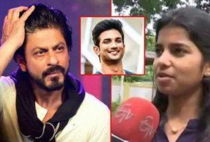 मैथिली ठाकुर का फुटा गुस्सा , शाहरुख की उड़ाई धज्जियां