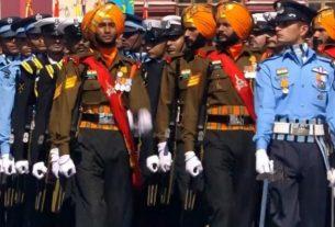 रूस के विजय दिवस परेड में शामिल हुए रक्षामंत्री राजनाथ सिंह
