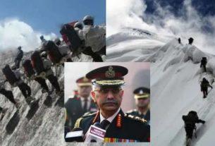भारत ने गोरिल्ला युद्ध के एक्सपर्ट घातक माउंटेन फोर्स को लद्दाख में किया तैनात