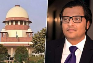 Supreme Court Rejects Arnab Goswami