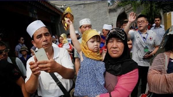उइगर मुसलमान चीन