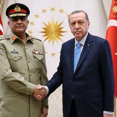 भारत गज़वा ए हिन्द तुर्की