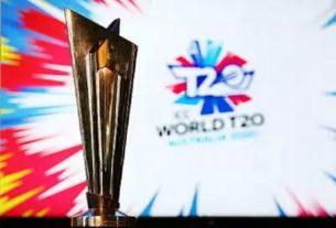 2021 टी-20 विश्व कप भारत