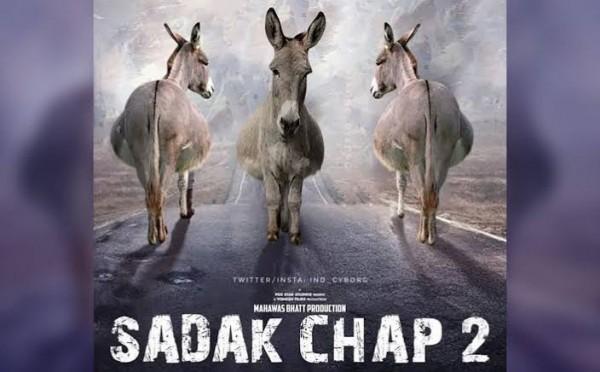 सड़क -2 फिल्म बॉयकाट
