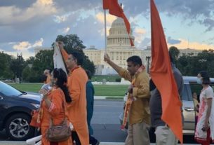 विदेश में जय श्रीराम