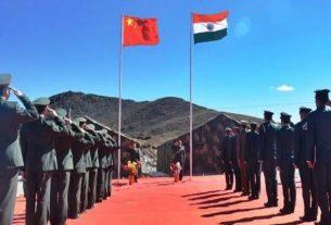 सीनियर कमांडर वार्ता भारत-चीन