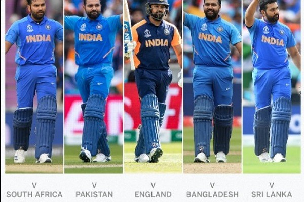 #Istand with Rohit Sharma