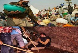 दिल्ली किसान प्रदर्शन : शांतिपूर्ण प्रदर्शन बोल के कल खालिस्तानियों ने दिल्ली पुलिस के साथ क्या किया वो जगजाहिर हो चुका है।...........
