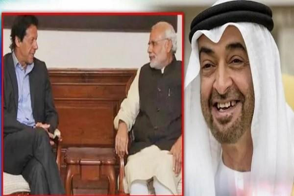 भारत-पाकिस्तान युद्धविराम यूएई